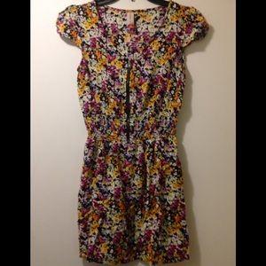 Mini dress - rayon